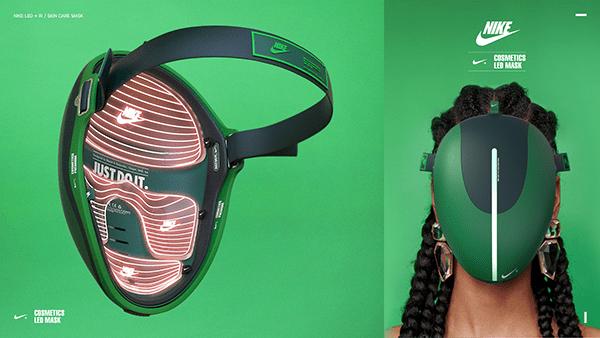 NIKE / skin care LED mask