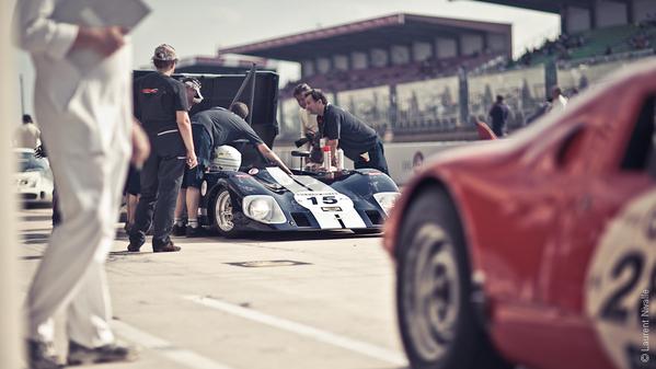 Laurant Nivalle – Le Mans Classic