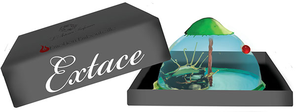 perfume bottle concept design