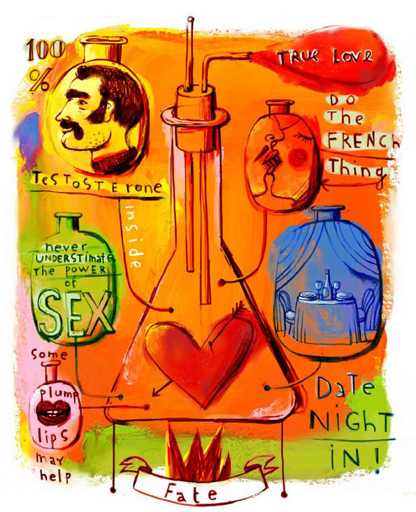 Плакат на тему химия