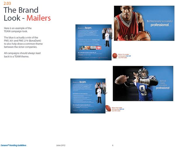 BonaDent Branding Guidelines on Wacom Gallery