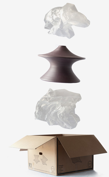 Magis spun a study of a rotating chair on behance for Magis bottle