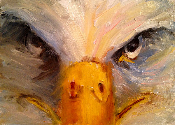 Animal eyes oil paintings on wacom gallery for Animal oil paintings