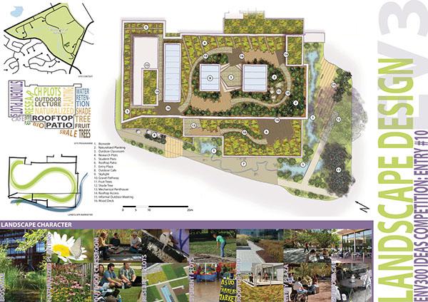 Environment 3 landscape design competition on behance for Landscape design competition