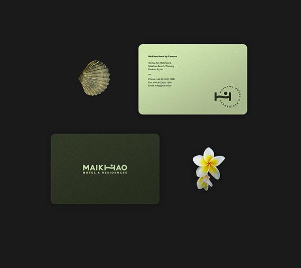Maikhao Residences — Brand Identity