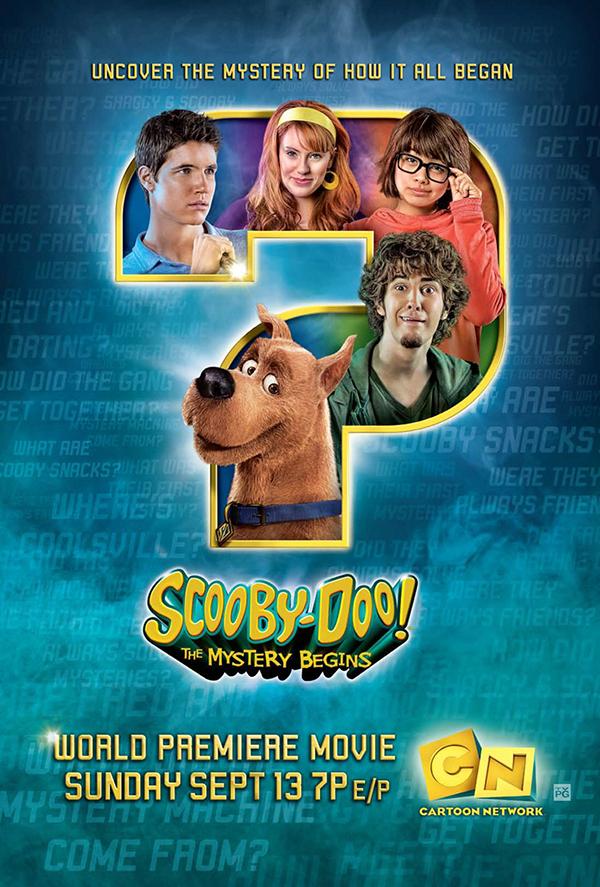 Scooby doo movie launches on behance - Scoobidou film ...