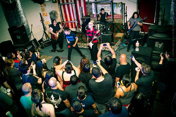 rock rock shows concerts underground