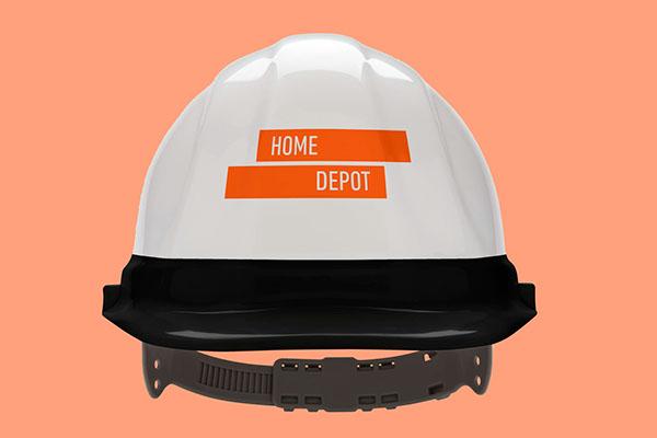 Home Depot Rebrand On Behance