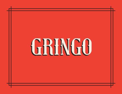 Gringo Font on Behance