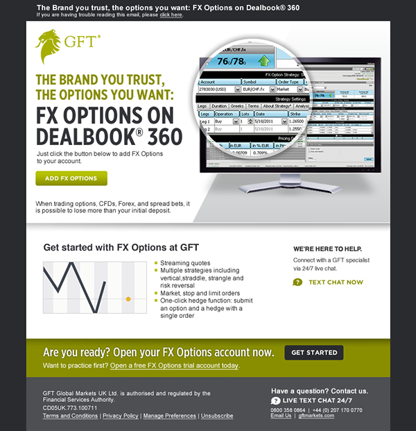 Fx and fx options
