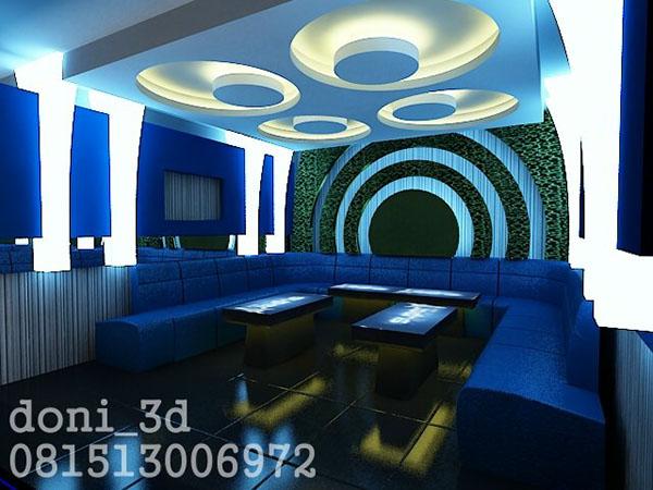 Karaoke room okt nov 2012 on behance for Design room karaoke