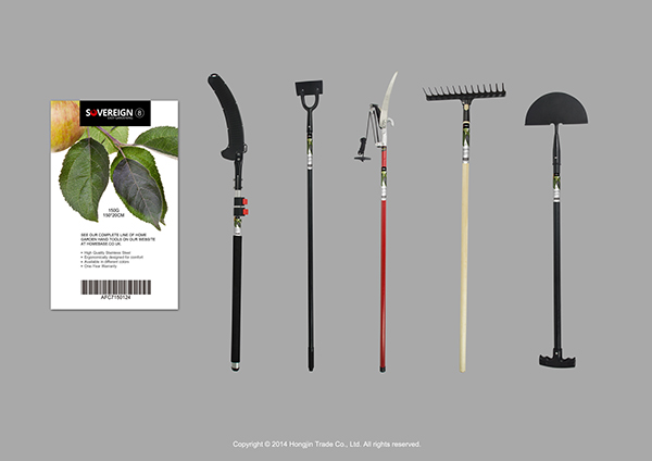 Gardening Tools Packaging Design on Behance