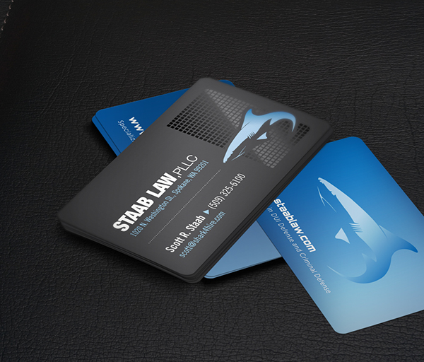 Lawyer Business Cards on Behance