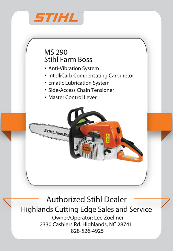 Metal Worx Inc >> Stihl Co-op Newspaper Advertising on Behance