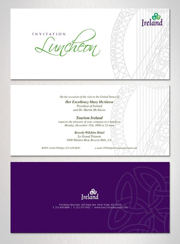 Business Lunch Invitation is nice invitation ideas