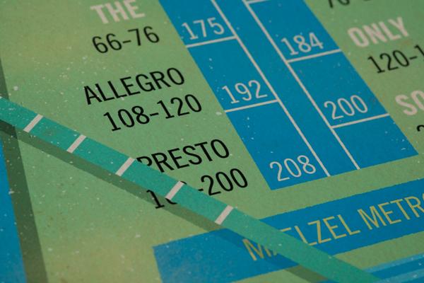 hearts heart metronome poster color vector texture
