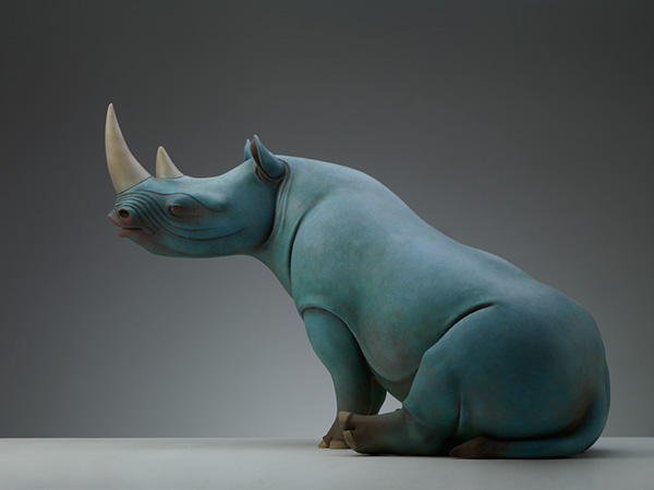 Wang Ruilin |Surreal animal sculptures #artpeople