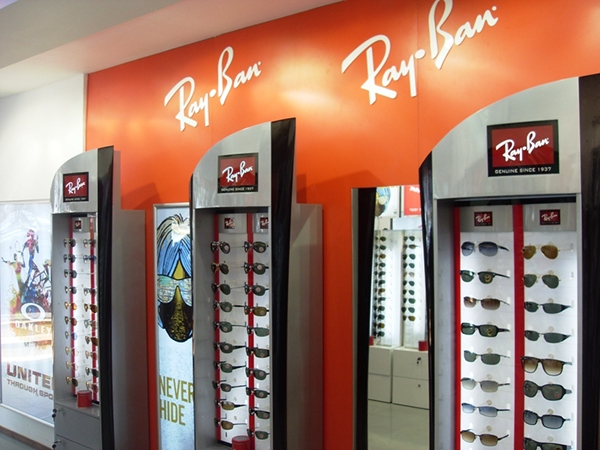can you customize ray ban