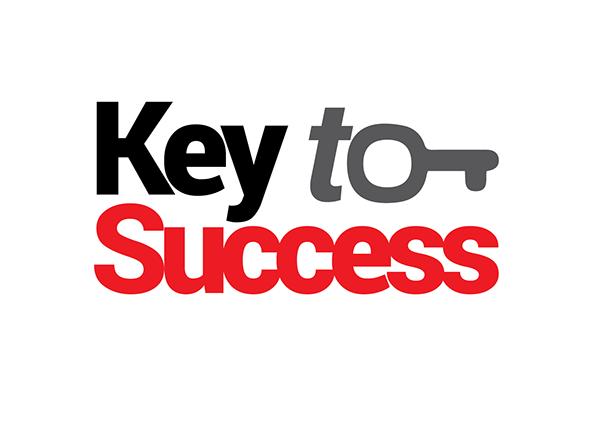 key to success logo on wacom gallery