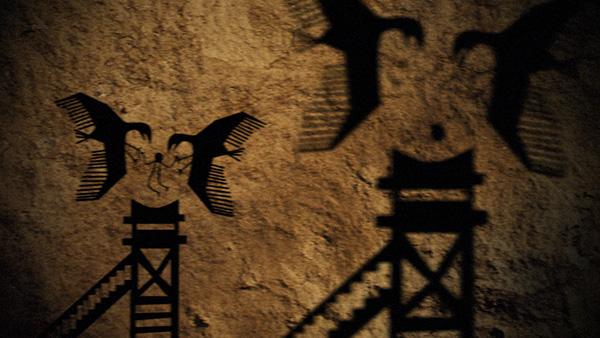 nephilim  animation booktrailer