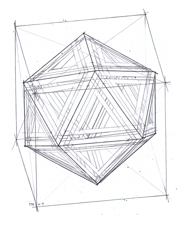 Geodesic Dome Template: 22 Market Poster Series 2011 On Behance