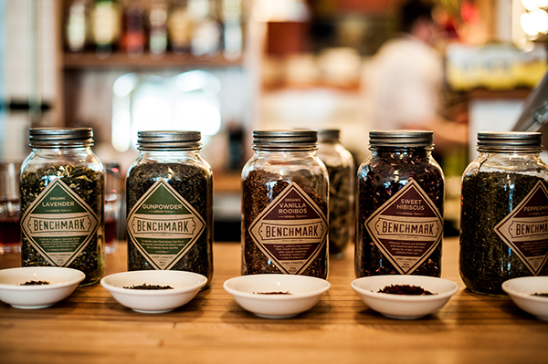Packaging design inspiration #16 - Benchmark Full Leaf Tea by Marlene Silveira