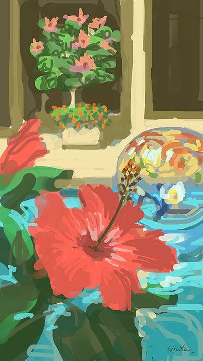 Adobe Portfolio by Paintings Roger white