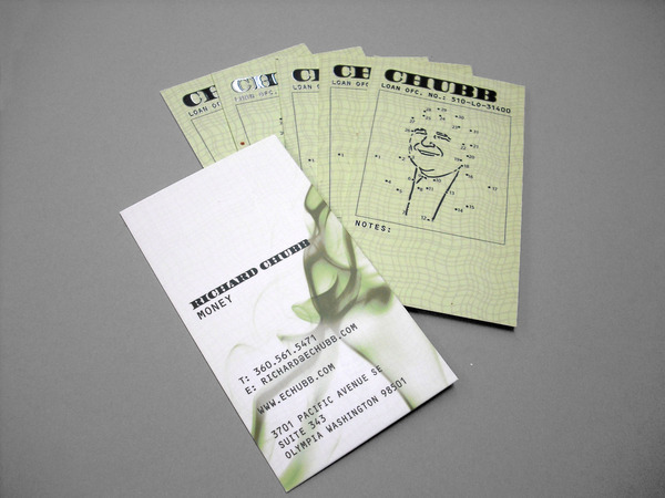 Connect The Dots (Business Card) On Behance