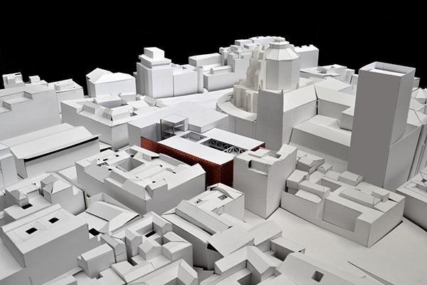 Architectural models 2009-2014 on Los Andes Portfolios