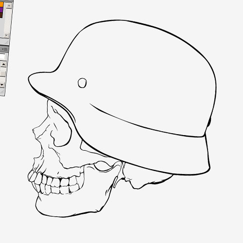 Metal Mulisha Pages Coloring Pages