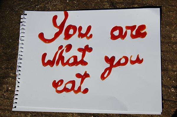 Obesity Health campaign guerrilla ad Food  junk food Mc Donalds Burger King photomanipulation