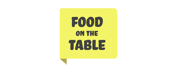 Food on the Table Blog Template