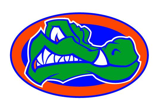 modern florida gator logo concept on behance