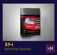 Multipurpose Corporate Brochure - 12
