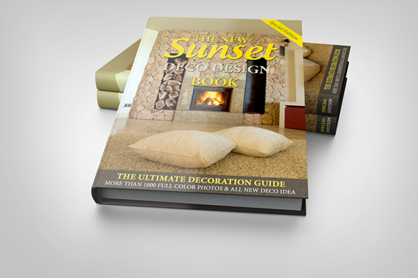 How To Make A Realistic Book Cover ~ Book cover display mockup on behance
