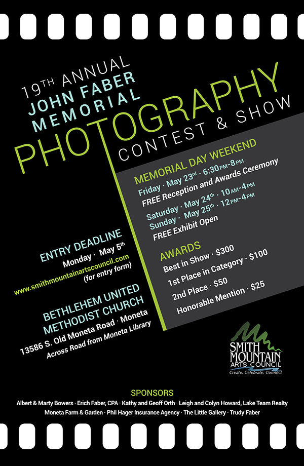 Photography Contest Posters Photography Contest Poster For