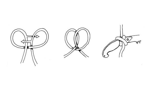 forestry knot diagrams on behance