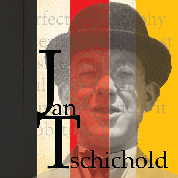 Jan Tschichold: a titan of typography