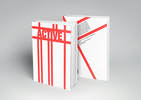 Typographic Book Cover Photo ~ Experimental typography book covers on pantone canvas