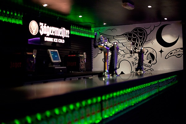 Cathouse Jagermeister Bar On Behance