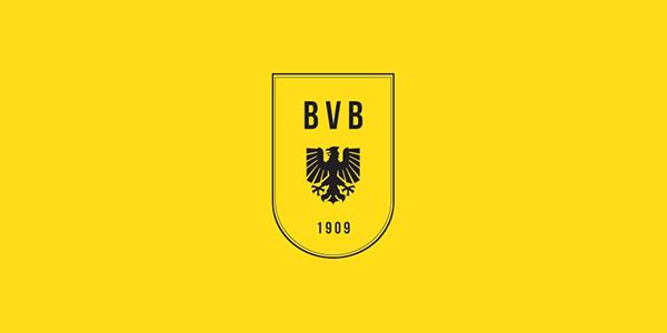 Borussia Dortmund Rebrand On Behance