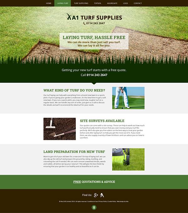 Turf Suppliers