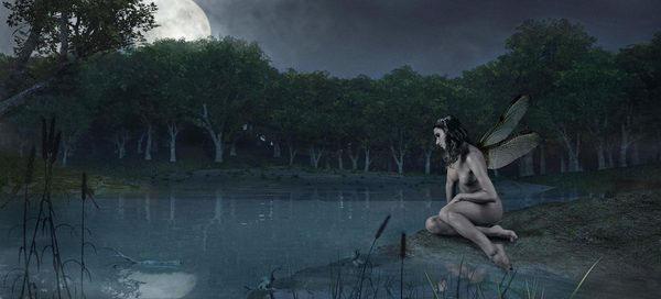 matt hoyle fairy TALES scenic environment CGI