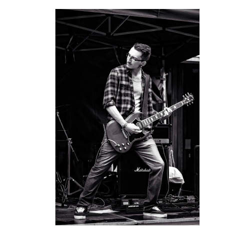 bruxelles  Rock Marolles  Musicians photography