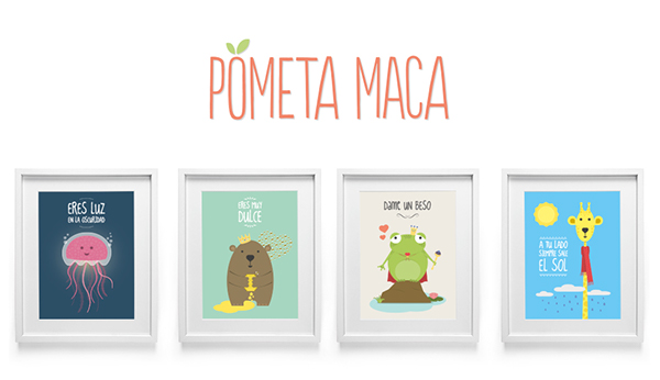 Animal Kingdom Collection - Prints for Pometa Maca