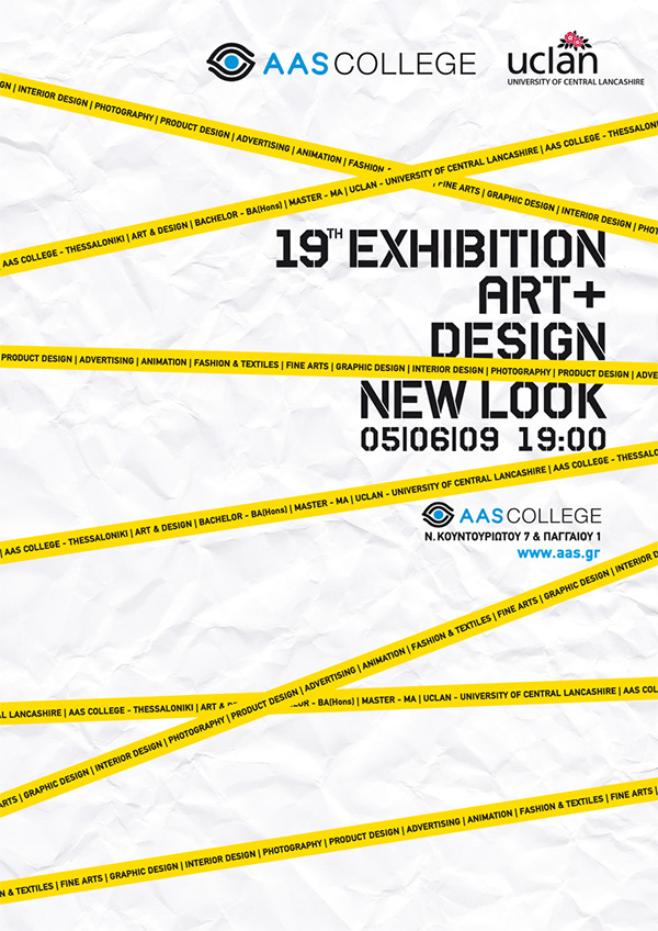 behance aas exhibition