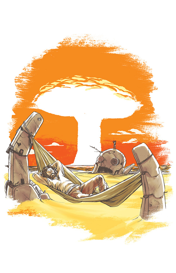 apocalypse Armageddon boise weekly doomsday Parody the road aliens mutants zombies feature