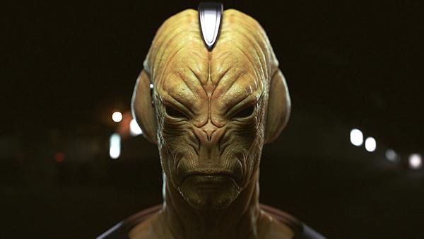 Andromedan Hybrid by İlhan Yılmaz
