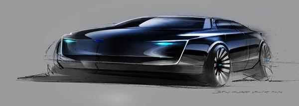 Ford Galaxie Concept
