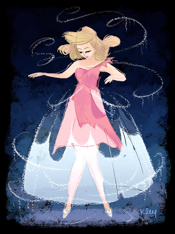 Yahtzee Character Design : Disney princess paintings on behance